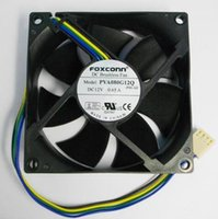 Wholesale Foxconn PVA080G12Q Square cooling fan with V A