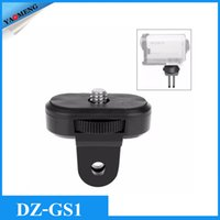 Wholesale DZ GS1 Camera GoPro Mount to Tripod Thread Adapter