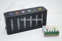 Wholesale T0781 T0786 ink tank system for Epson Artisan inkjet printer CISS with chip Empty pieces printer ink for epson