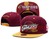 Wholesale Adjustable Cavaliers Snapback Hat Thousands Snap Back Hat For Men Basketball Cap Cheap Hat Adjustable men women Baseball Cap