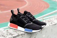 Wholesale 2016 new life Originals NMD Runner Primeknit Sports Outdoors Cheap discount mens Athletic snea discount mens Athletic Running sneaker S