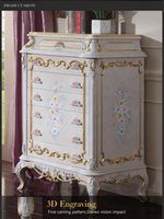 antique drawer chest - Italian luxury chest of drawers Antique royalty bedroom furniture solid wood carved furniture with gold leaf gilding