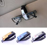 Wholesale 5Pcs DropShip Car Visor Glasses Sunglasses Ticket Clip Holder Special order lt no track