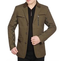 big name clothing brands - New Classic Mens Jackets And coats Men s Fashion Leisure Brand Name Clothing Jackets in Big Size Long Suit Jacket