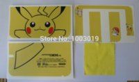 Wholesale Cute Pretty Hot Newest Skin Decal Sticker for DS LL XL DSXL Whosale Price Christmas Gift
