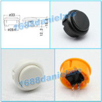 Wholesale New Arcade DIY Accessorie x USB Encoder PC to joystick x China Joystick x China Push Button For Arcade MAME Games