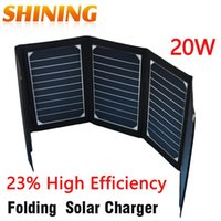 battery efficiency - Sunpower W Dual USB Portable Outdoor Backpack Solar Charger For Tablet Folding Solar Panel Charger Battery High Efficiency