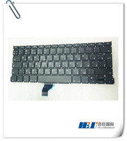 Wholesale NEW Laptop Year Russia Version for rMBP Pro Retina quot A1502 Russia RU keyboard