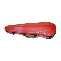 Wholesale 4 Violin Case Red composite carbon fiber violin case