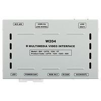 Wholesale Car Video Interface Multimedia Adapter for Mercedes Benz C Class W204 E Class ML Class W166
