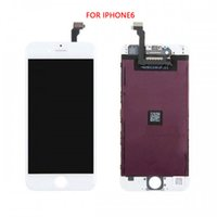 aa bar - AA New LCD Lens Screen Touch Digitizer Assembly W Frame For iphone lcd screen display Black white