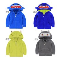 Wholesale Boy s coat tong long sleeve cardigan cuhk children s clothes spring and autumn period and the children of the girls