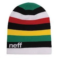 beanies new look - 2016 New Style Neff Rainbow Beanie For Men and Women Top Quality Special Good Gesign Looks Nice Cheap price Omline