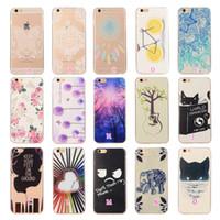 For Samsung apple guitar - Soft TPU Case For Iphone SE S S Plus Galaxy S7 Edge A310 A510 A710 J110 J120 Forest Dreamcatcher Heart Love Guitar Flower Cover Skin