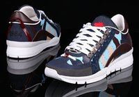 Wholesale Classic But Popular New Brand Italian Design Mens Mix colors Outdoor Casual Comfortable Shoes In