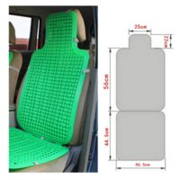 Wholesale Summer Universal Plastic Breathable Car Seat Cover Mat Auto Cool Mat Cushion Supports Pack of Piece