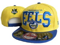afl snapbacks - pieces High quality NRL AFL snapback hats for man and woman baseball caps fashion hip hop snapbacks