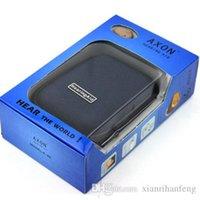 Wholesale sound voice amplifier AXON K Rechargeable Hearing Aids Aid Audiphones Behind Ear Sound Voice Amplifier H473