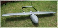 Cheap Wholesale-2014 2015 > New 2016 Gray Skyhunter 1.8m Airplane FPV Platform UAV Remote Control Electric Powered Glider RC Model EPO Plane Kit