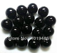 Wholesale Black Large MM105pcs Big Chunky Gumball Bubblegum Acrylic Solid Beads Colorful Chunky Beads for NecklaceJewelry