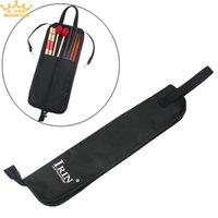 Wholesale Drum Stick Bag With Handy Strap Drum Sticks Case Water resistant Oxford Cloth Design