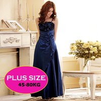 Wholesale XL XL High Quality Sweetheart Spaghetti Strap Long Bridesmaid Dresses for Wedding Party Plus Sizes Women Clothing Hand Flowers Maxi Gown