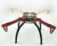 Wholesale F450 Quadcopter MultiCopter Frame kit W Black Tall Landing Gear Skid for DJI F450 F550 SK480 FPV