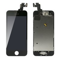 Wholesale for iPhone G C S Complete LCD Display Touch Screen Glass Digitizer Home Button Bezel Frame Front Camera full Assembly