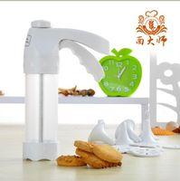 Wholesale Decorating cookies baking tools gun mouth suit Biscuit gun Cookie mould