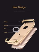 apple phone len - New Sale Back Cover Shock Proof Case Ring Stent Camera Len Protector in For Apple iPhone s Ring Ultra Thin Phone Case