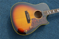 acoustic artists - 2013 M CUSTOM Artist Acoustic Guitar in stock HOT in yellow Excellent Quality100 Excellent Quality