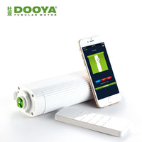 Wholesale Broadlink DNA Dooya WiFi Electric Curtain Motor DT360E IOS Android Remote Control For Smart Home Automation System