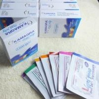 Wholesale 7pcs box Indian kama viagra oral jelly male enhancement sex Lubricants