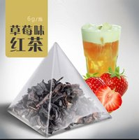 Wholesale 10 kinds of different styles of tasty black tea tea bag adopts the crude fiber degradation of corn production and a magical cinnamon tea t