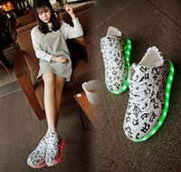 basket dress - 7 Types Colorful Gowing Shoes with Lights Up Led Luminous Shoes A New Simulation Sole Led Shoes for Adults Neon Basket Led
