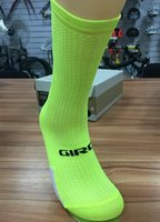 Wholesale New Arrive High quality Professional brand sport socks Protect feet breathable wicking socks fashion style popular cycling socks