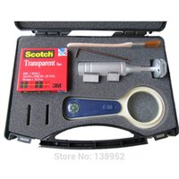 adhesion tester - Factory Outlet QFH Cross Cutter Adhesion Tester Cross Cut Tester Kit including mm mm blades