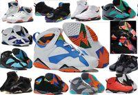 basketball joe - 7 VII Retro BORDEAUX Basketball Shoes Discount Women Men Sports Shoes Discount Sports Shoes Leather Joe Mens Basketball Shoes Sneakers