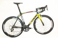 Wholesale Complete bikes with L00K s carbon frames T1100 K carbon road bike frames mm road bike carbon wheels