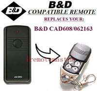 b d auto - B D remote control CAD608 and replacement