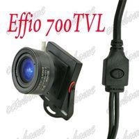al por mayor mini cámara con zoom de seguridad-Mini cámara Sony Effio-E 700TVL 3.5-8mm Manual ZOOM lente OSD HD Seguridad Cámara CCTV