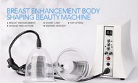 Wholesale Breast Enlargement Breast Massager Machine With Different size Vacuum Pump Bust Enhance Beauty Equipment