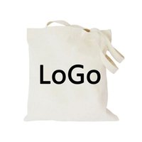 Wholesale Factory Canvas Tote Bag Available For Customized Printing Eco friendly Cotton Fabric Shopping Tote Perfect For Trade Show