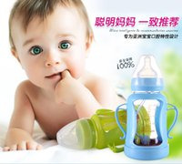 Wholesale Unique Design Baby Bottle ml Baby Glass Feeding Bottle Best Selling
