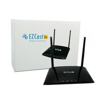 Wholesale EZCast Pro Box Wireless Presentation Box to Quadrant Screen Projection Build in M M Ethernet Dual Antenna and GHz GHz Band