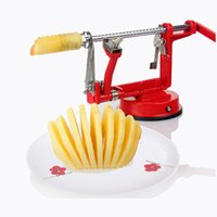 Wholesale 2016 new Stainless Steel in apple peeler fruit peeler apple peeler slicer tool creative home kitche