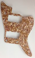 Wholesale For US Jazzmaster Guitar Pickguard Ply Tiger skin Pearl