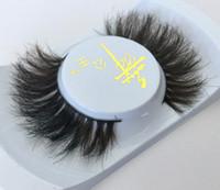 Wholesale 007 Fake eyelashes horse hair false eyelashes nude makeup Luxurious Hand made Natural Thick Soft Horse Hair Fake Eye lash