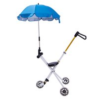 Wholesale Children Portable Trike Lightweight Tricycle Stroller Wagon with Umbrella Sunshade Baby Carriage New Arrival DHL High Quality