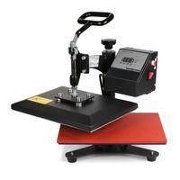 t-shirt printing press machine - 12 quot X10 quot VEVOR Shoes and T shirt Printing Heat Press Machine Mini Cushion hot press machine